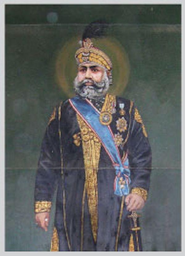 Maharaja SawaiMadho Singh II