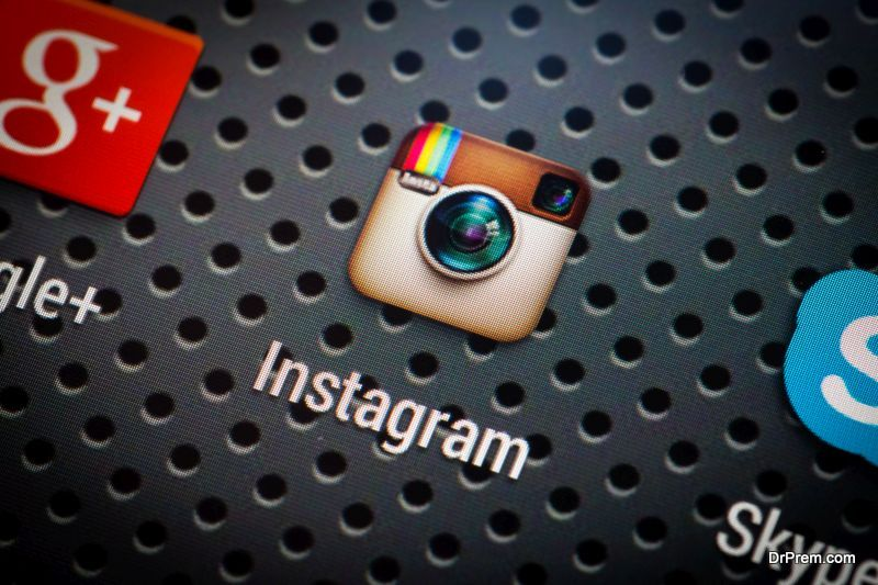 Instagram as marketing tool