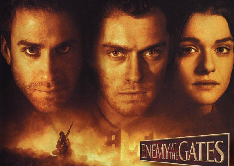 Enemy At The Gate (2001)