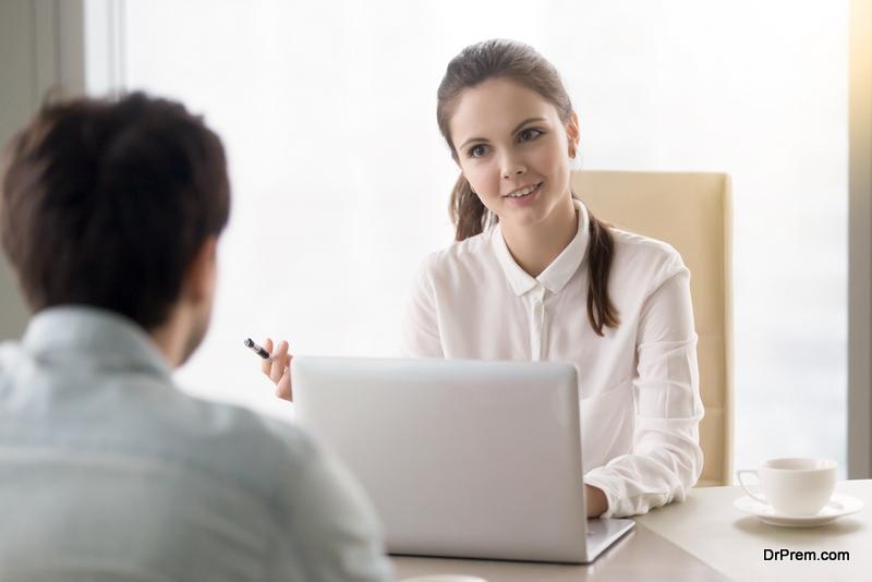 hire a consultant