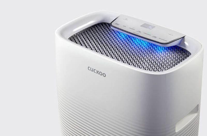CUCKOO Plasma Ionizer Air Purifier