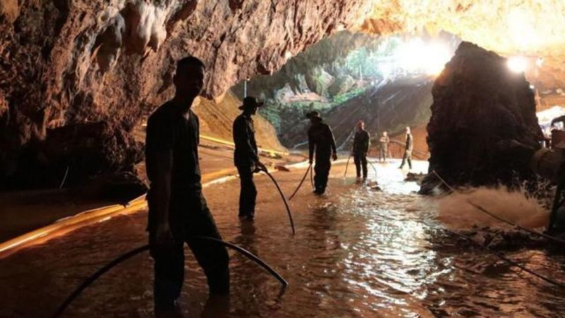 The Thailand Cave Rescue Mission