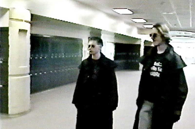 Eric Harris and Dylan Klebold, shot 12 students and 1 teacher