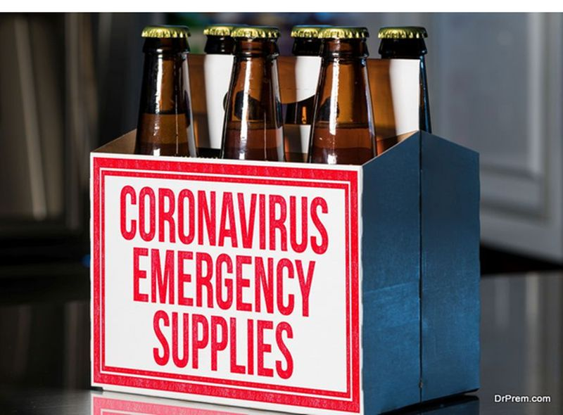 Does beer cure coronavirus