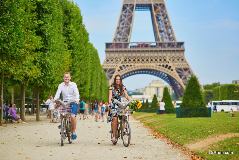 Travelling France