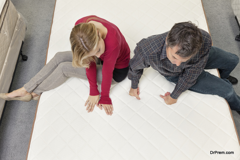 differences between these mattress