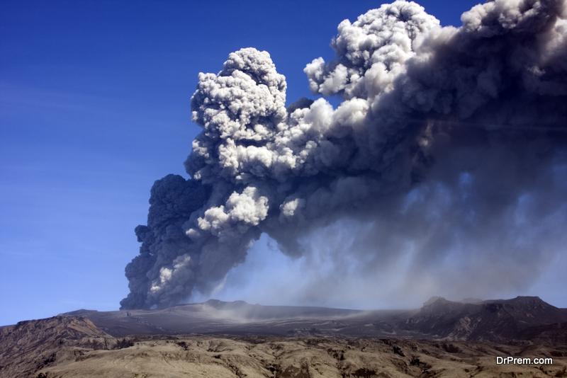 Eyjafjallajokull-Iceland