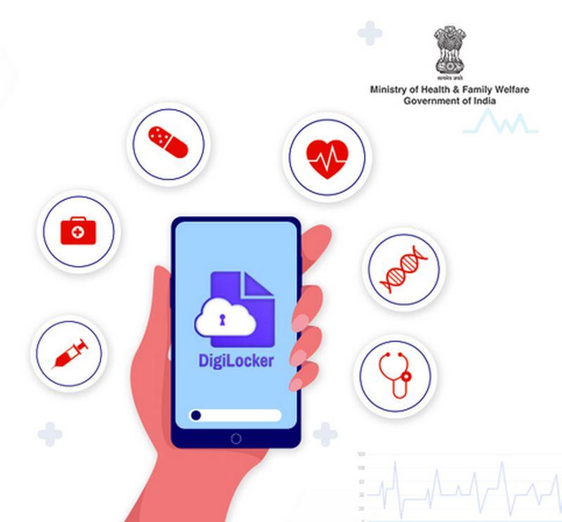 Government of India released Digilocker App