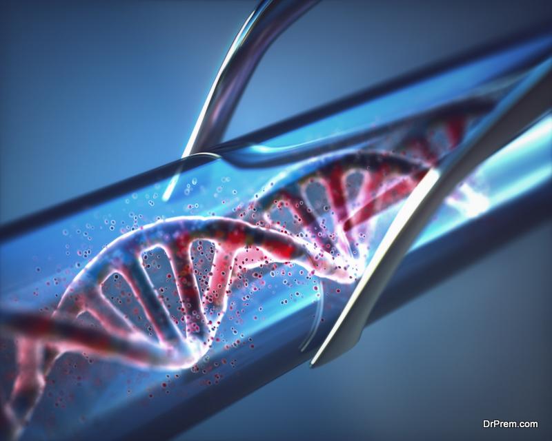 Medical DNA test