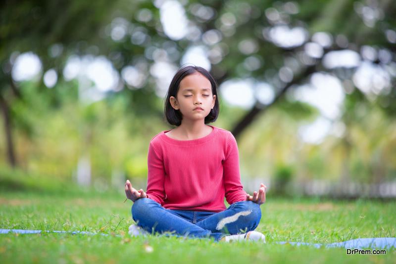 Meditation Ideas for Kids