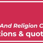 Top Best 15 Race And Religion Captions with Texts and Photos