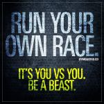 Top Best 24 Race Motivational Captions with Texts and Photos