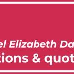 Top Best 5 Rachel Elizabeth Dare Captions with Texts and Photos