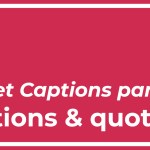 Top Best 4 Racket Captions part II with Texts and Photos