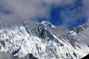 Stunning peaks all around us