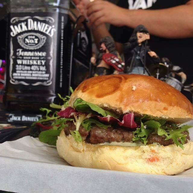Burger - Ìcone GastroRock
