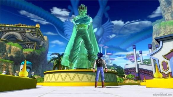 Dragonball Xenoverse 2 Time Patroller