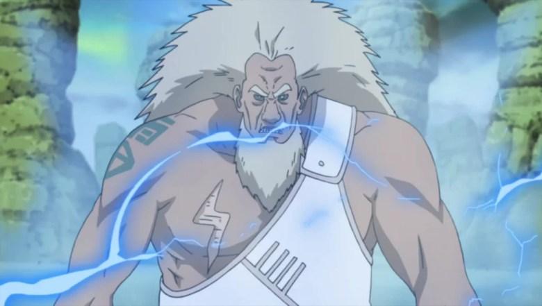 third_raikages_lightning_chakra_mode