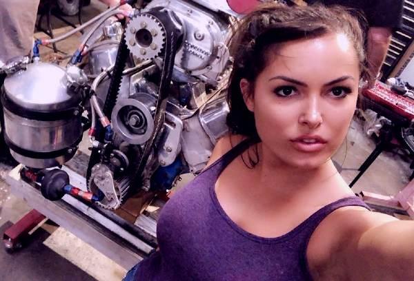 does constance nunes build engines, engine specialist
