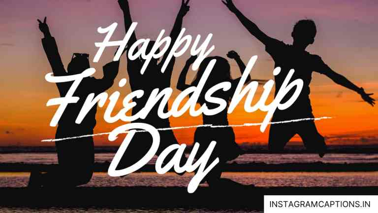 Friendship Day Captions for Instagram