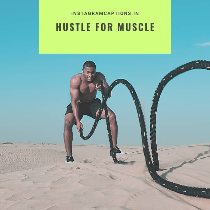 Motivational Gym Workout Captions