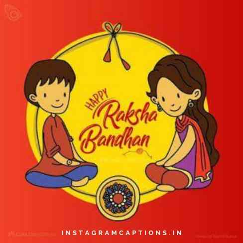 Rakhi Captions