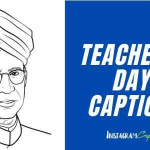 Teachers Day Captions