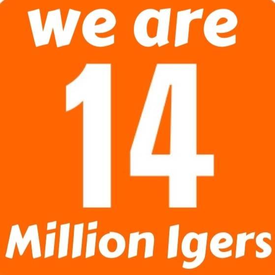 Instagram, ya somos 14 millones de usuarios