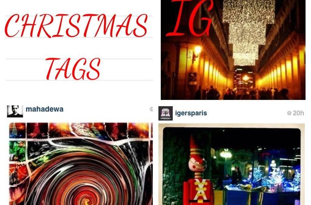 La Navidad en Instagram