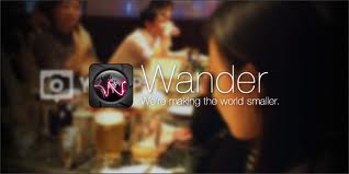 Wander, connecting people… through Instagram