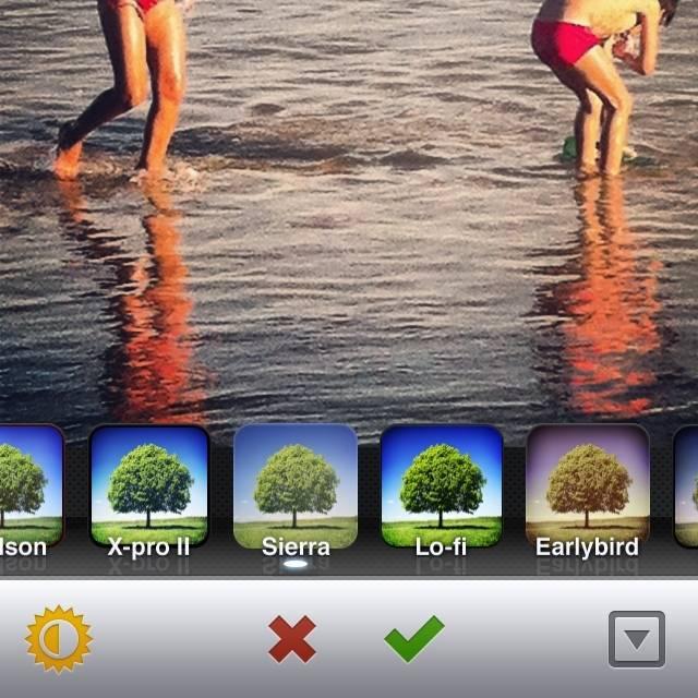 Instagram Nueva versión 2.1 con muy ligeros cambios