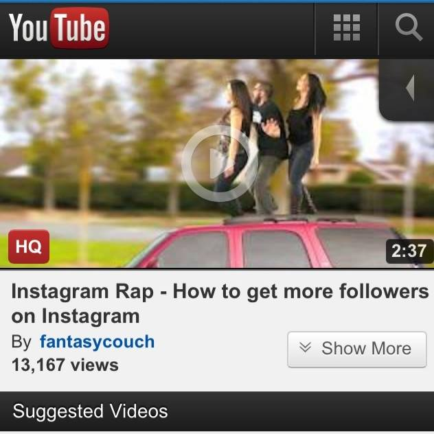 Let´s make a hit of Instagram Rap!