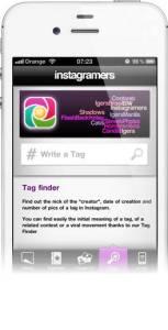 tag finder instagramers app instagram