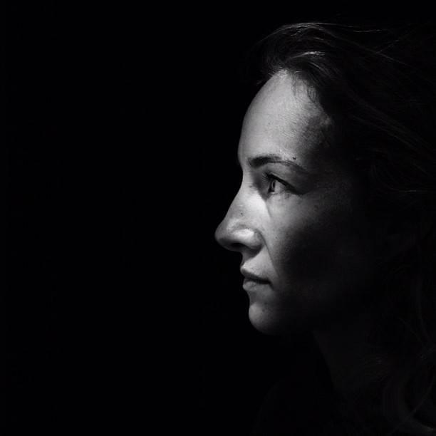 The portrait as a metaphor of Photography by @saturninoFarandola