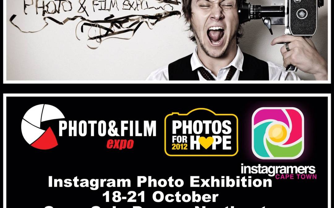 Instagram Photo Exhibition October 18-21 with @IgersCapetown