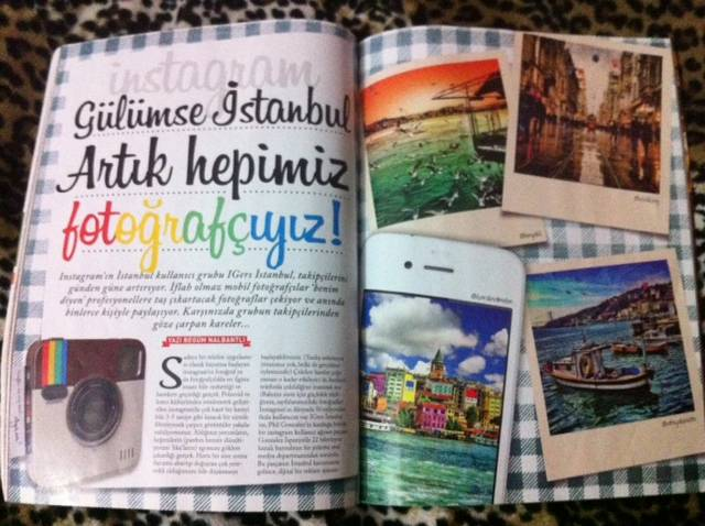 Instagramers in the World Press – 5 More Summer Press Releases