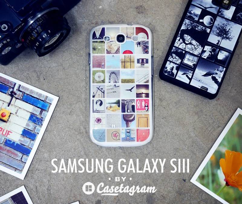 Casetagram strikes again with new cases for Samsung Galaxy Models and Ipod owners