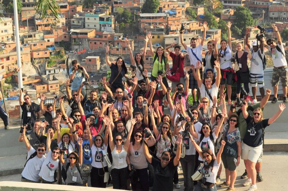 Amazing Slums Photowalk with our Instagramers Rio Team