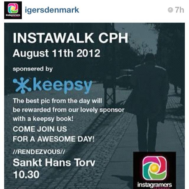 Instagramers Denmark Instameet in Copenhagen Recap in Video