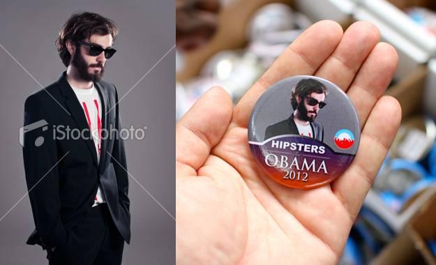 Sergi Labori, un Instagramer de Barcelona, imagen de Obama