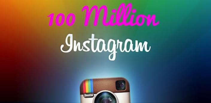 Instagram hits 100 million followers according to Mark Zuckeberg