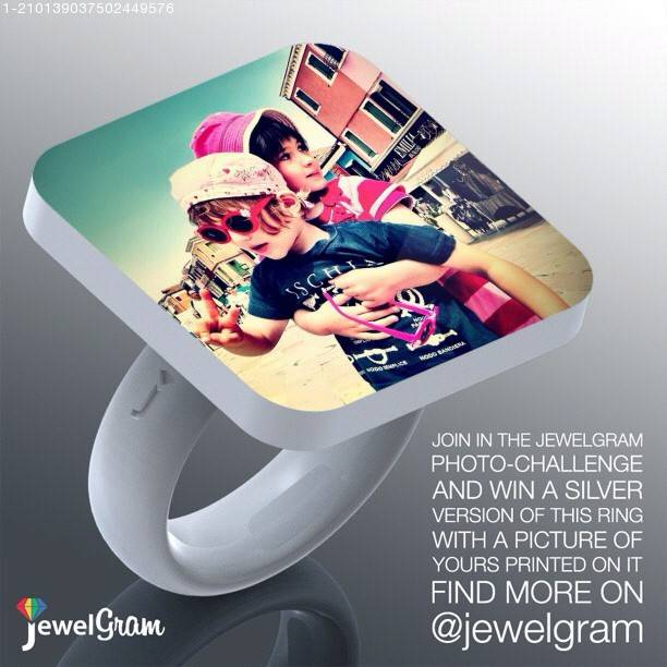 Jewelgram just launched its project on Kickstarter