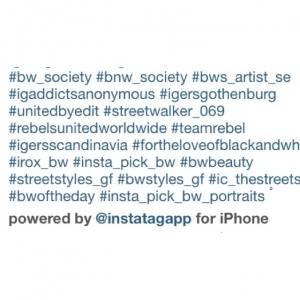 Cómo utilizar los hash tags o etiquetas en Instagram