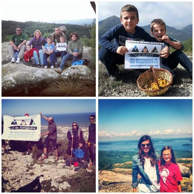 Comparte tu montaña en Instagram en el Día Internacional de las Montañas