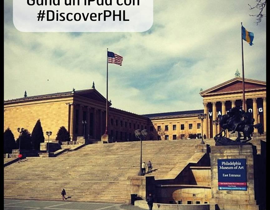 ¡Demuestra en Instagram tu amor por Filadelfia y podrás ganar un iPad!