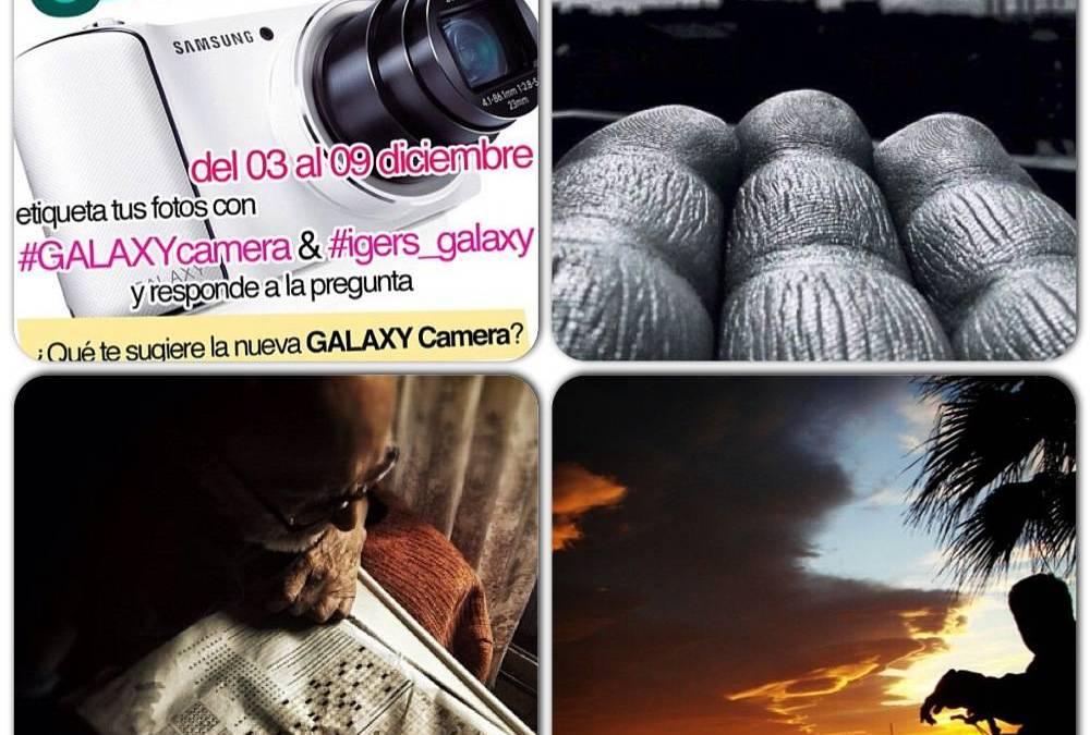 ¡Ya tenemos los ganadores de las 3 Samsung Galaxy Camera!