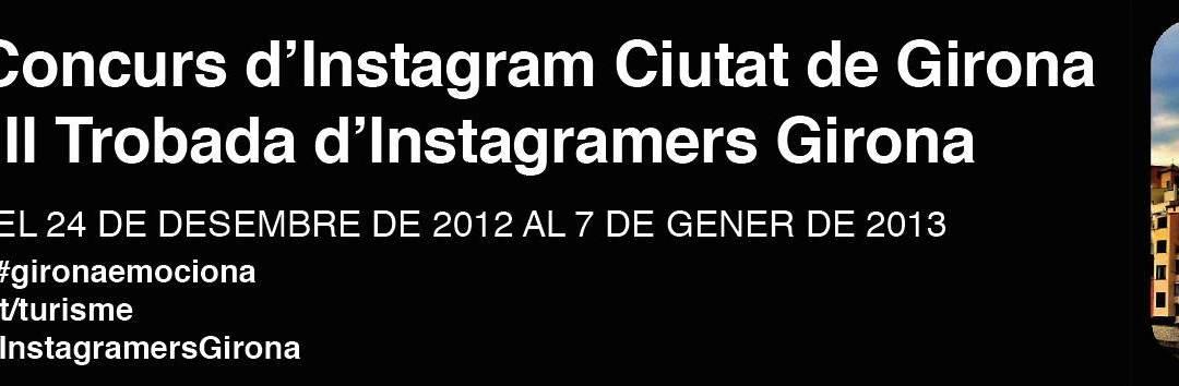Instagramers Girona presenta su segundo Instameet con el Ayuntamiento de Girona