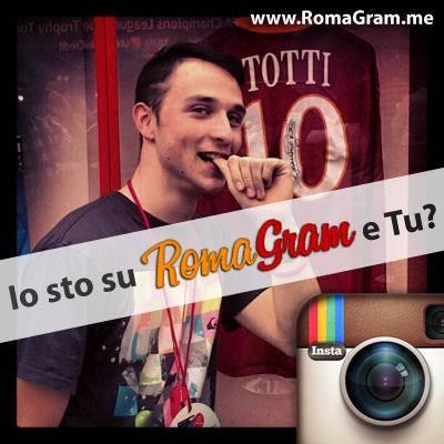 Romagram, an Instagram Api for AS ROMA Football Team Fans