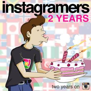 Instagramers is 2 years now!