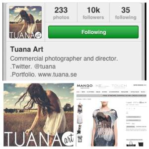 photo instagramers Tuana on Mango Cloth